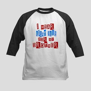 Prostate Cancer -- Brother Kids Baseball Jersey