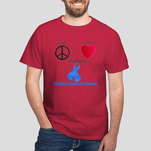 Peace Love Awareness -- Prostate Cancer Awareness