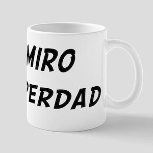 Ramiro is Superdad Mug