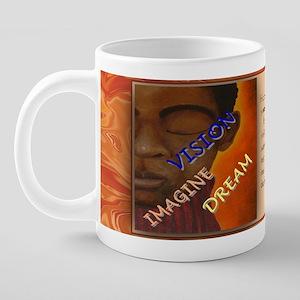 Self Mug 20 oz Ceramic Mega Mug