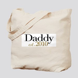 New Daddy 2010 Tote Bag