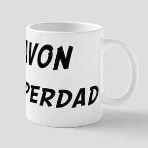 Javon is Superdad Mug