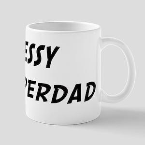 Jessy is Superdad Mug