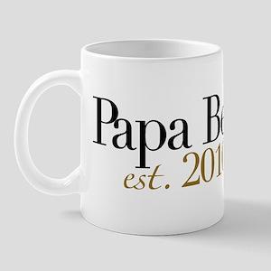 New Papa Bear 2010 Mug