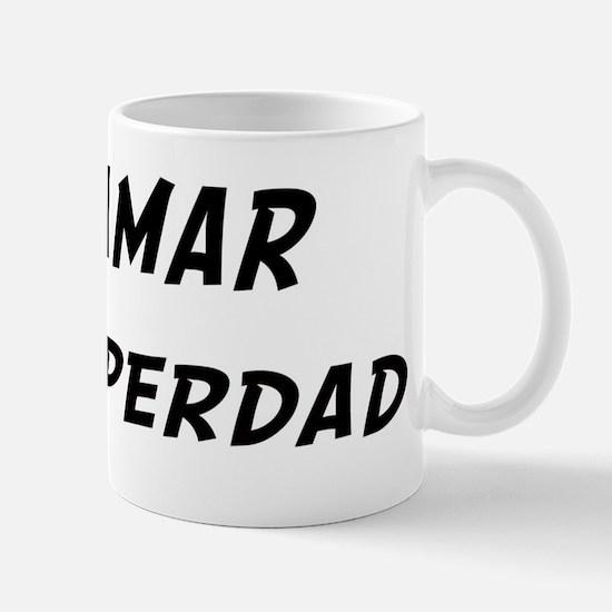 Jamar is Superdad Mug