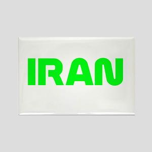 Iran Rectangle Magnet