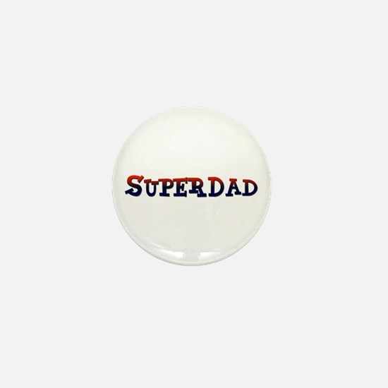 Unique Super husband Mini Button