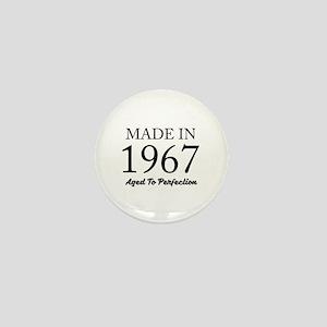 Made In 1967 Mini Button