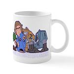 Silent Running Mug