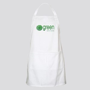 Green Party of Canada Apron