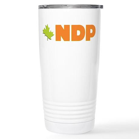 NDP Stainless Steel Travel Mug