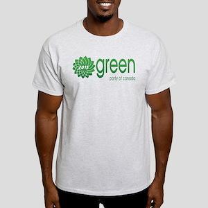 Green Party 2015 Light T-Shirt