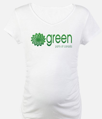 Green Party of Canada Shirt
