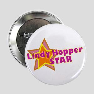 Lindy Hopper Star Button