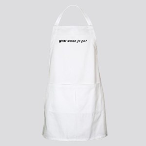 What would Jc do? BBQ Apron