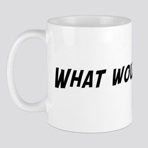 What would Jc do? Mug
