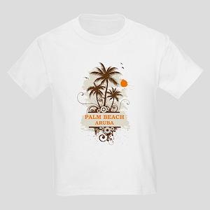 Palm Beach Aruba Kids Light T-Shirt