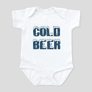 Cold Beer Infant Bodysuit