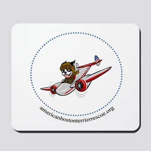 Amelia Earhart Mousepad