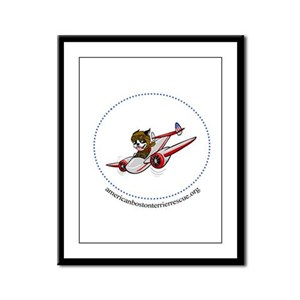 Amelia Earhart Framed Panel Print