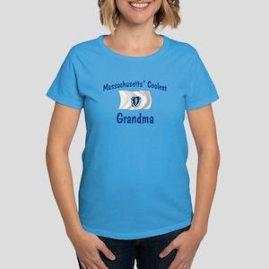 Coolest MA Grandma Women's Dark T-Shirt