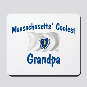 Coolest MA Grandpa Mousepad