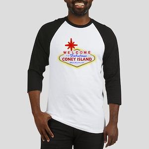 Coney Vegas Baseball Jersey