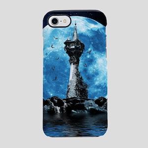 Gothic Bat Tower iPhone 7 Tough Case