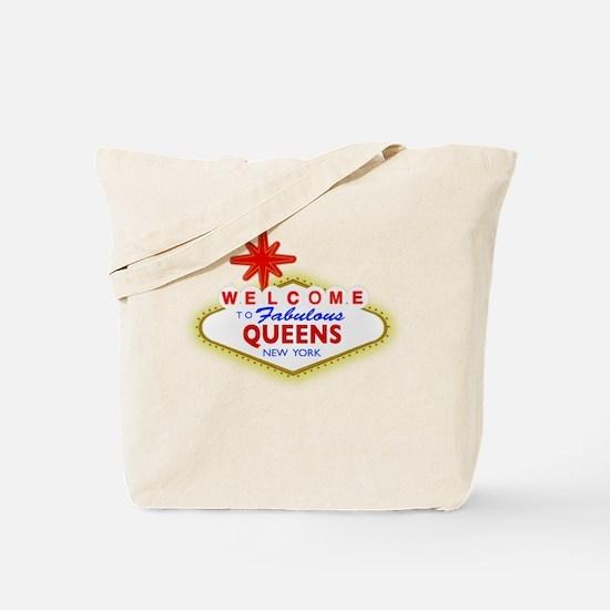 Queens Vegas Tote Bag