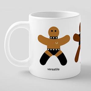 2-versatile top bottom 20 oz Ceramic Mega Mug