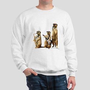 Meerkat Trio2 Sweatshirt