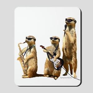 Meerkat Trio2 Mousepad