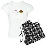 I Love Sourdough Women's Light Pajamas