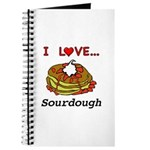 I Love Sourdough Journal