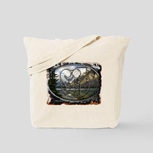 BLUEGRASS MTN Tote Bag