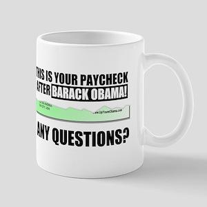 Your Paycheck Mug