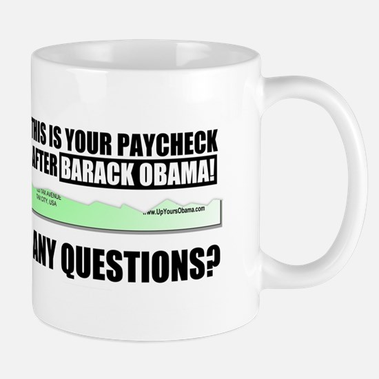 Your Paycheck Mug