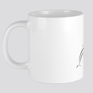 Trainer Dark 20 oz Ceramic Mega Mug