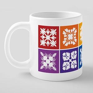 Small Framed Print 20 oz Ceramic Mega Mug