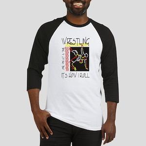 Baseball Jersey Black/White