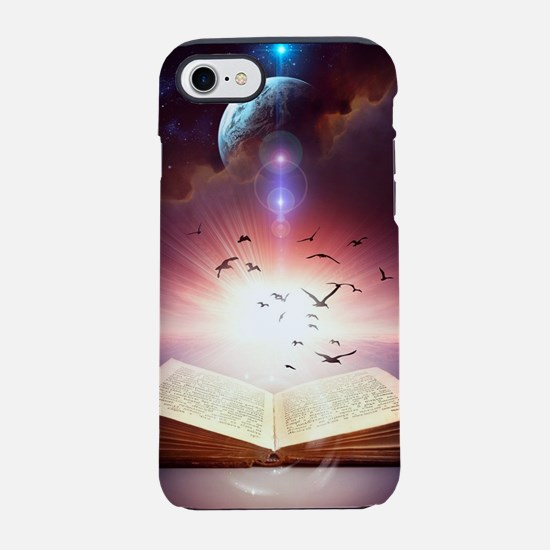 Fantasy Storybook iPhone 7 Tough Case