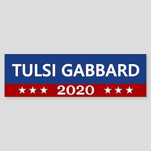 Tulsi Gabbard 2020 Bumper Sticker