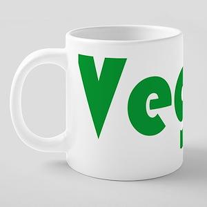 veg4 20 oz Ceramic Mega Mug