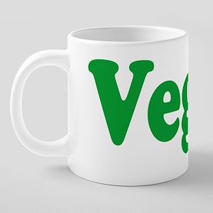 veg6 20 oz Ceramic Mega Mug