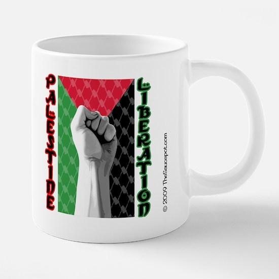 2-palestine_liberation_mug. 20 oz Ceramic Mega Mug