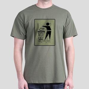 """Keep Eire Tidy"" Dark T-Shirt"