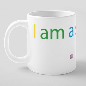 2-i-am-a-system 20 oz Ceramic Mega Mug