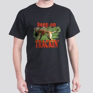 belgian malinois tracking Dark T-Shirt