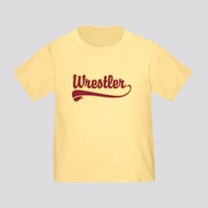 Wrestler Toddler T-Shirt