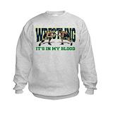 Wrestling Crew Neck